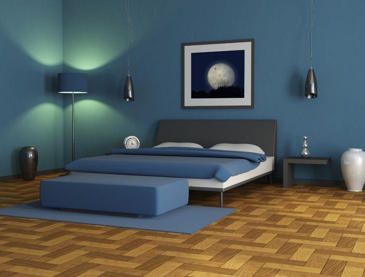 Die Ideale Wandfarbe Fürs Schlafzimmer