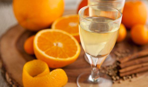 In the Kitchen with Stefano Faita...Homemade Orange Liqueur...Dec. 17/12