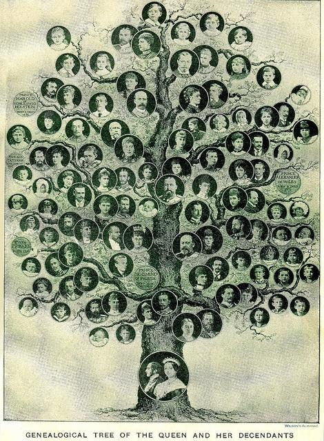 Descendants of Queen Victoria