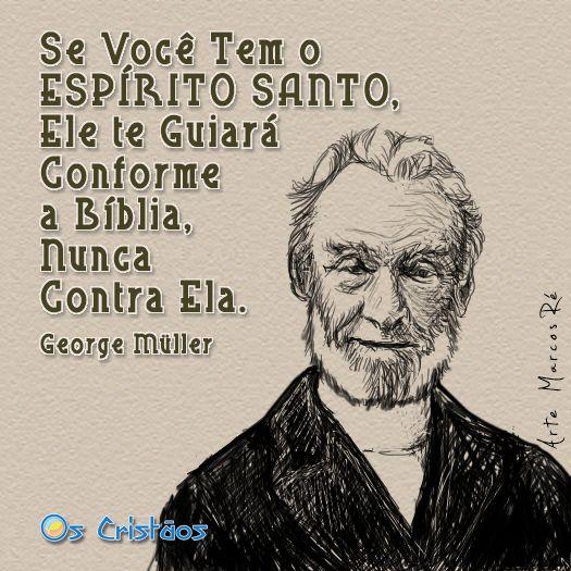 #GeorgeMuller #OsCristãos