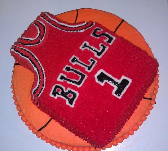 Michaels Cake Decorating Southgate Mi : Mas de 1000 ideas sobre Chicago Bulls Cake en Pinterest ...