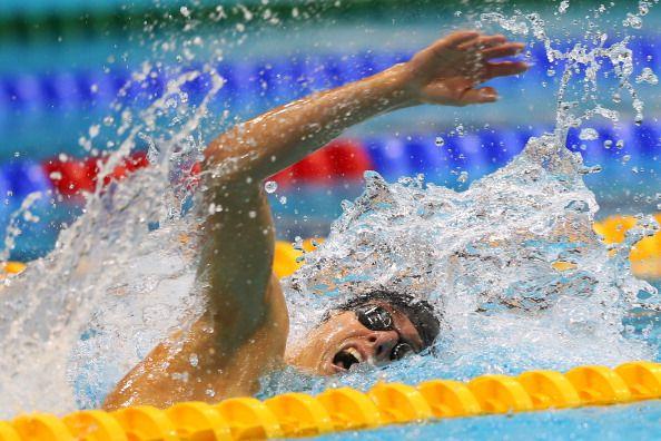 Silverman smashes 400m freestyle world record at Pan Pacific Para-Swimming Championships