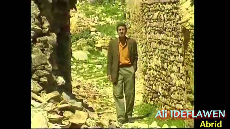 Ali IDEFLAWEN - Abrid