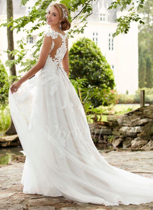 14 besten Brautkleid Bilder auf Pinterest | Brautkleider, Hochzeiten ...