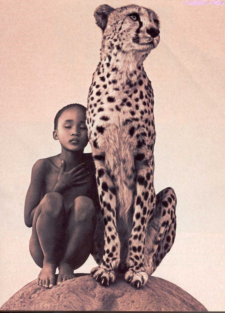 Gregory Colbert .  One of my favorite photographic images of all time
