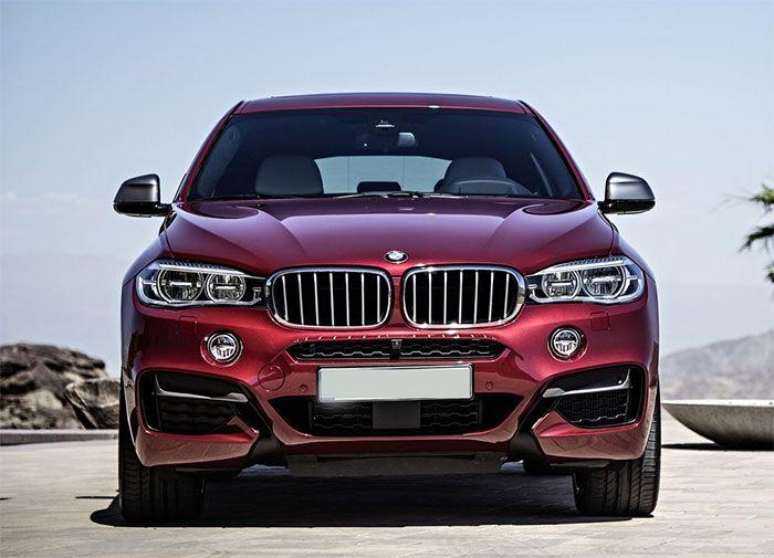 2018 BMW X6 M50d Redesign