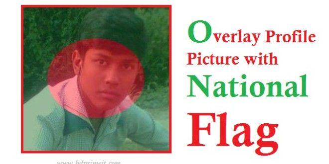 Flagge Facebook Profilbild