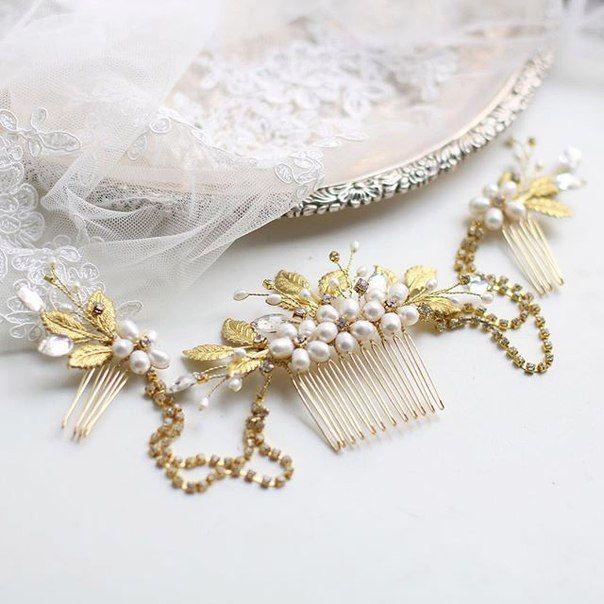 OlgaDelice Свадебные украшения и аксессуары