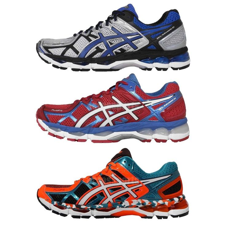 Asics Gel-Kayano 21 2015 Mens Cushion Jogging Running Shoes Sneakers Pick 1