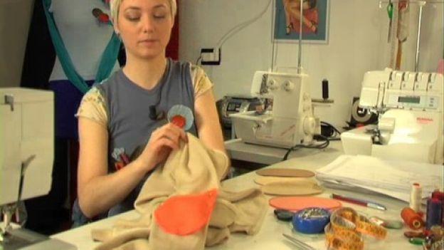 Video corso di cucito: rattoppare e applicare toppe