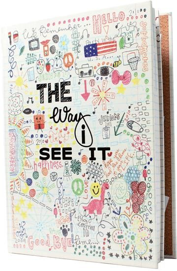 Cool Book Cover Drawings : Best ideas about notebook cover design on pinterest