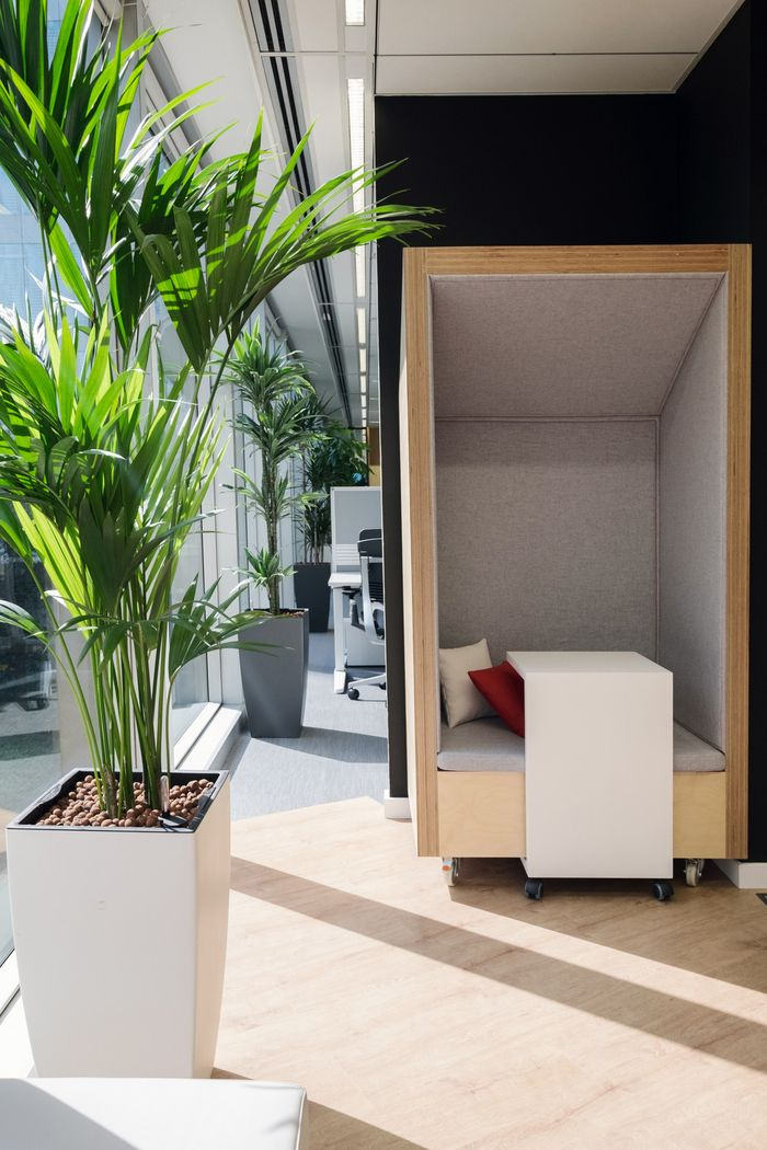 Exin Holdings Offices - Barcelona - Office Snapshots
