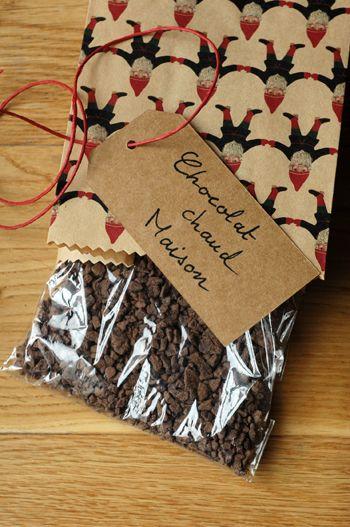 Melange chocolat chaud cadeaux gourmands vue 1