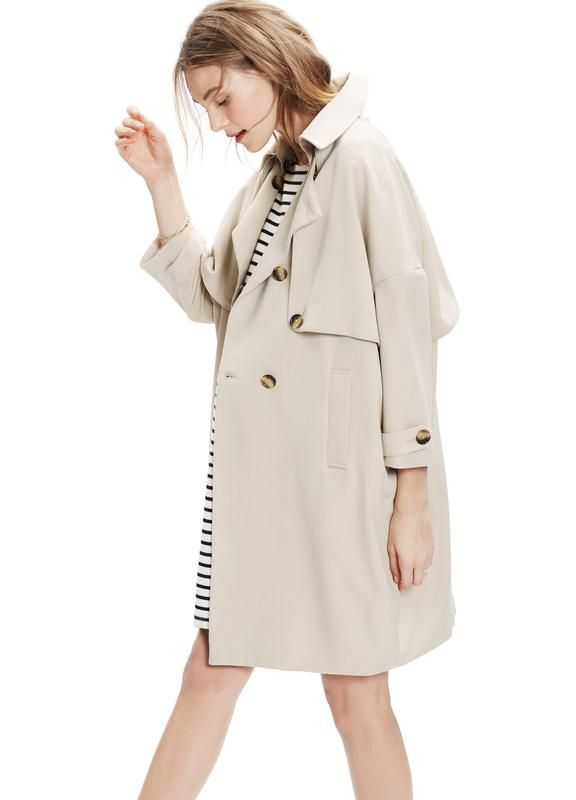 d705d0583a30b Hatch The Trench   mama   Maternity coat, Trench, Fashion