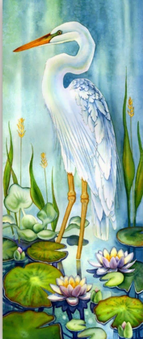 pinturas-en-acuarelas-cuadros-con-aves                              …