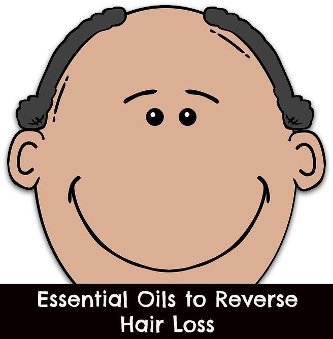 Essential oils for hair loss. How one blend of specific oils has been scientific