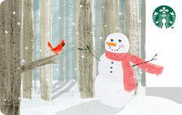 Snowman - $25 Gift Card