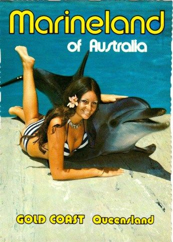 Marineland was the 2nd dolphinarium – later replaced by a much larger Sea World who set-up business almost next door.