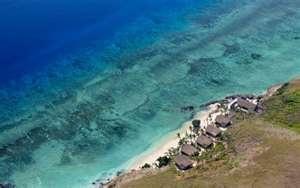 Aerial View - Stunning Reef #Tadrai