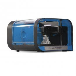 3D tiskárna Robox.Spolehlivá a do detailu promyšlená 3D tiskárna.     Tiskárna technologie FDM     Automatické rozpoznání materiálů     Rozlišení: 0.020mm     Robox® AutoMaker™ software     Dvě tiskové hlavice 0,3/0,8mm: vyšší efektivnost tisku     Velikost tiskového prostoru: 210x150x100 mm     Vyhřívaná stavební podložka     Automatické vyrovnání stavební podložky     Uzavřený stavební prostor - stabilní prostředí  https://cz.pinterest.com/ComputerAgency/3d-tisk/