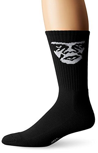 OBEY Mens Creeper Socks Black One Size >>> You can find out more details at the link of the image.Note:It is affiliate link to Amazon.
