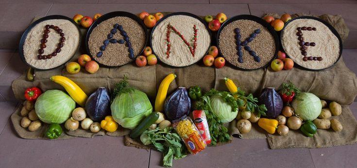 Thanksgiving is het plechtige hoogtepunt van het oogstseizoen. Op deze dag bri …  – Erntedankfest