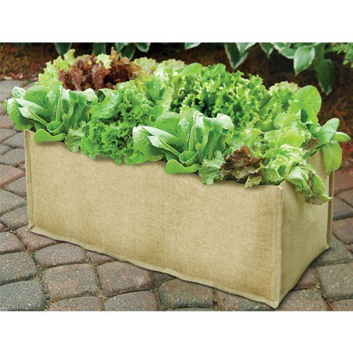 Easy Gardener 40126 Medium Portable Garden Bag by Easy Gardener. $12.67. What you will to plant a beautiful garden. The easiest way to grow your own plants. Portable. Garden bag. Just add soil and plants. Easy gardener/weedblock 40126 medium portable garden bag. Save 21% Off!