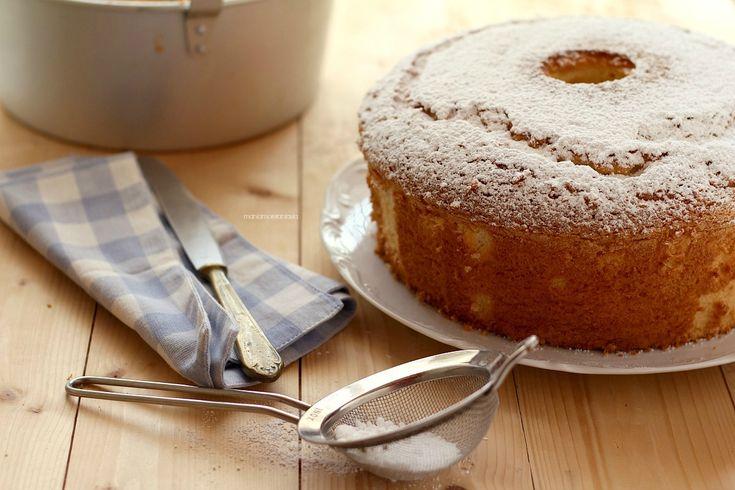 chiffon cake ricetta Martha Stewart