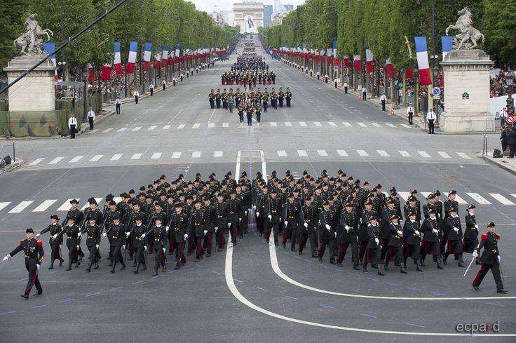 bastille day military parade 2014