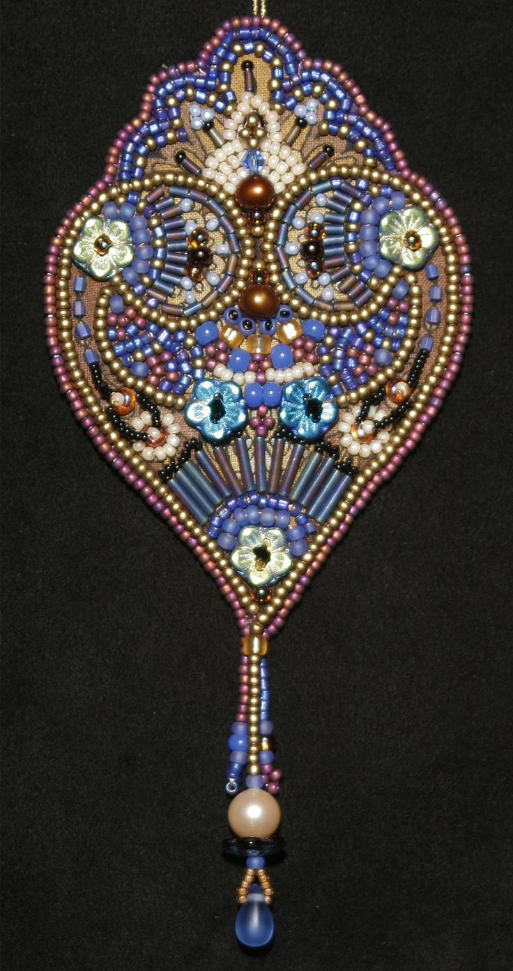Lisa Binkley bead artist