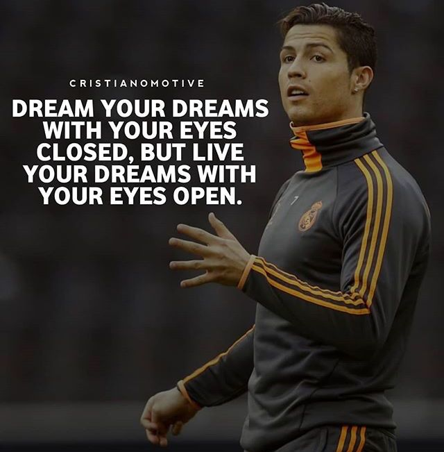 Cr7 Inspiration Inspirational Soccer Quotes Ronaldo Quotes Motivational Soccer Quotes