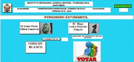 Instituto Gabriela Mistral Floridablanca