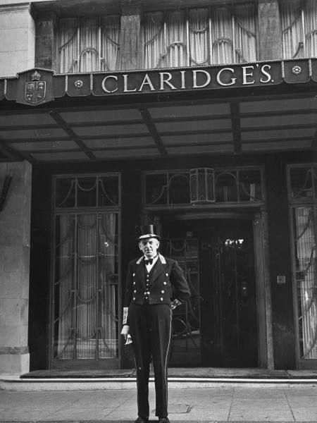 london claridges