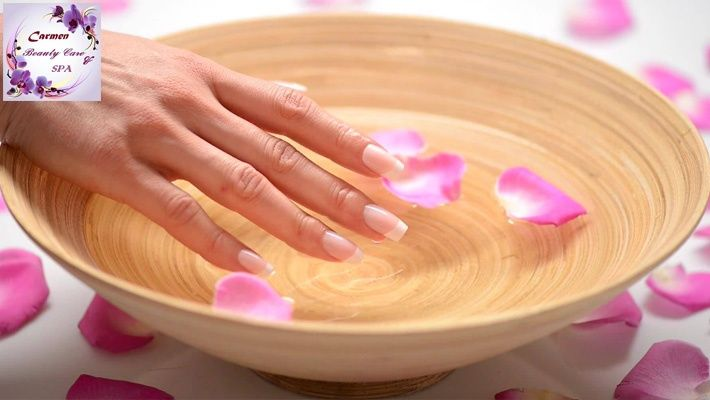 Pamper your nails with 50% off Regular or Spa Manicure-Pedicure at Carmen Beauty Care & Spa! #beirut #Mani #Pedi