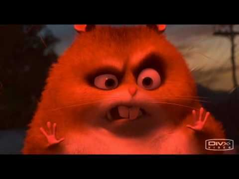 """Destiny?"" - Rhino the Hamster (Bolt movie)"