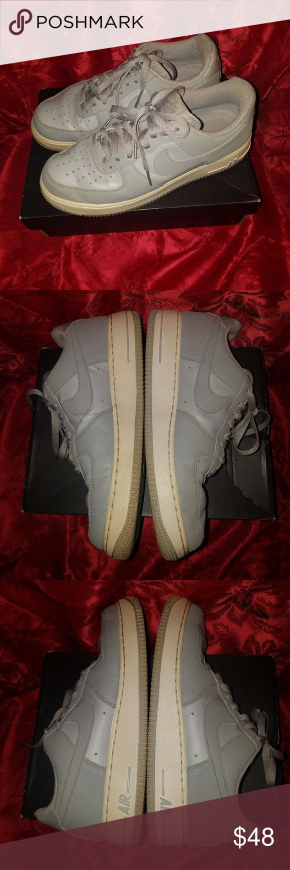 Mens Jordan Air Force One (2011) Sz 9.5 EUC Jordan Shoes Athletic Shoes