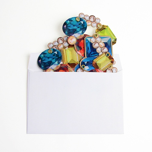 D-BROS - Jewelgraphy Greeting Cards stationery • clever • cards