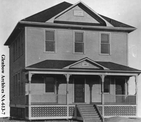 A Typical Cottage School c. 1910 -12. The 31st Scout Hall – originally opened in 1912 as the Capitol Hill Cottage School – is 1 of only 3 remaining examples out of the 17 cottage schools built between 1910 - 12.