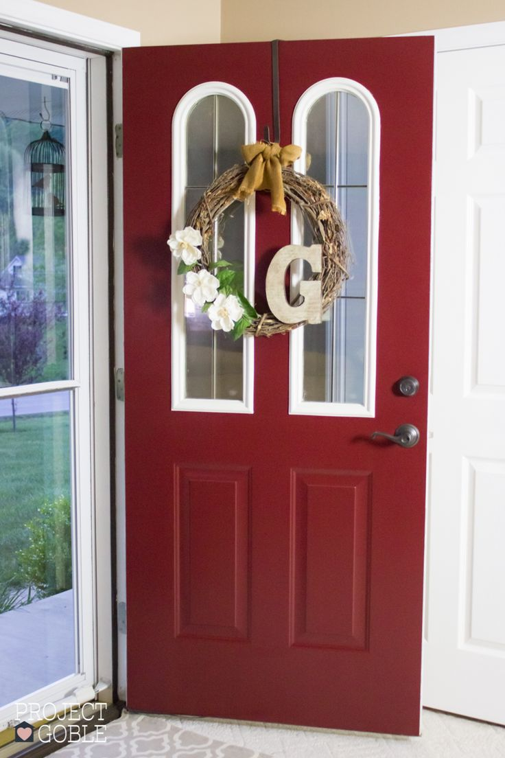 Door Paint 242 Best Front Door Paint  Projects Images On Pinterest  Front