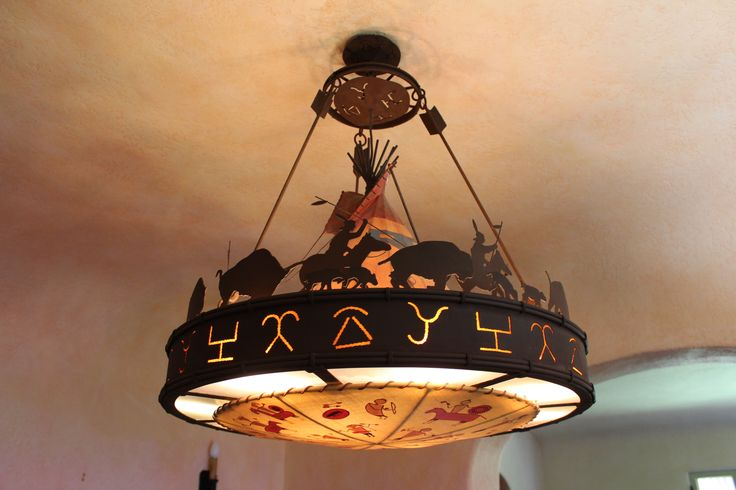 cowboy chandelier Giddy Up Pinterest – Cowboy Chandelier