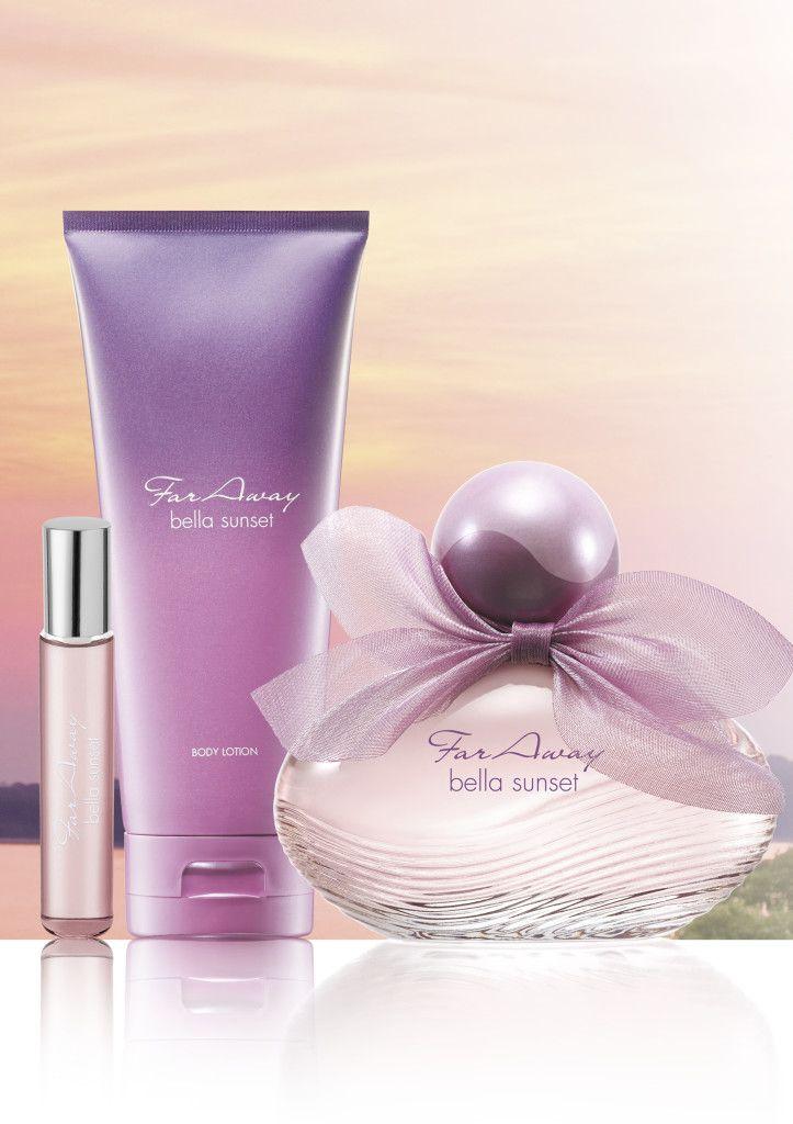 Far Away Bella Sunset Avon for women
