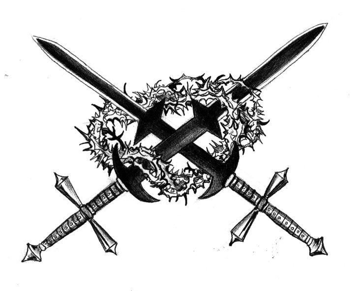 simbolo  Mano di Midras