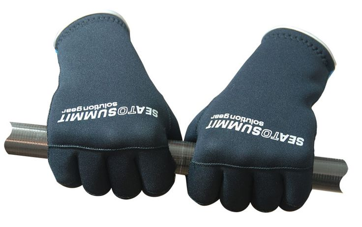 Paddle Gloves l Kayak Gear l Canoe Solutions l No Blisters l seatosummit.com