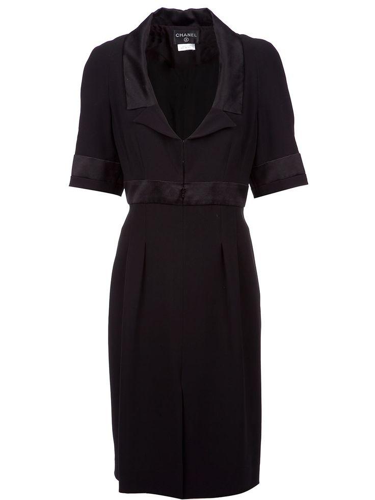 Vintage Chanel dress. OMG I would so wear rhia