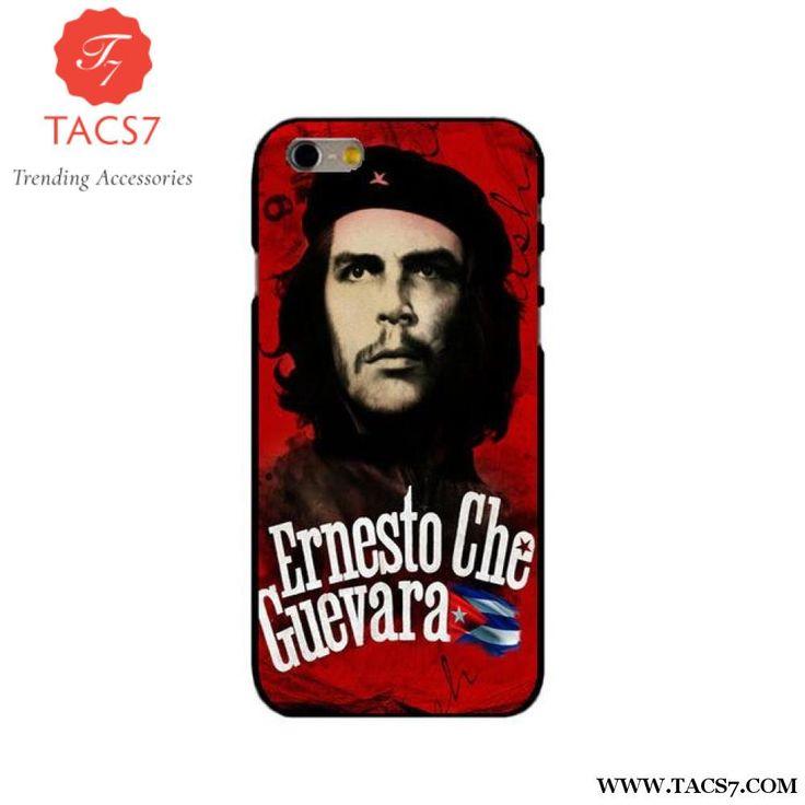 Hot Sale Ernesto Che Guevara phone case for iPhone 4 5s SE 5c 6 6s Plus 7 7plus 8 8plus x (hard case)