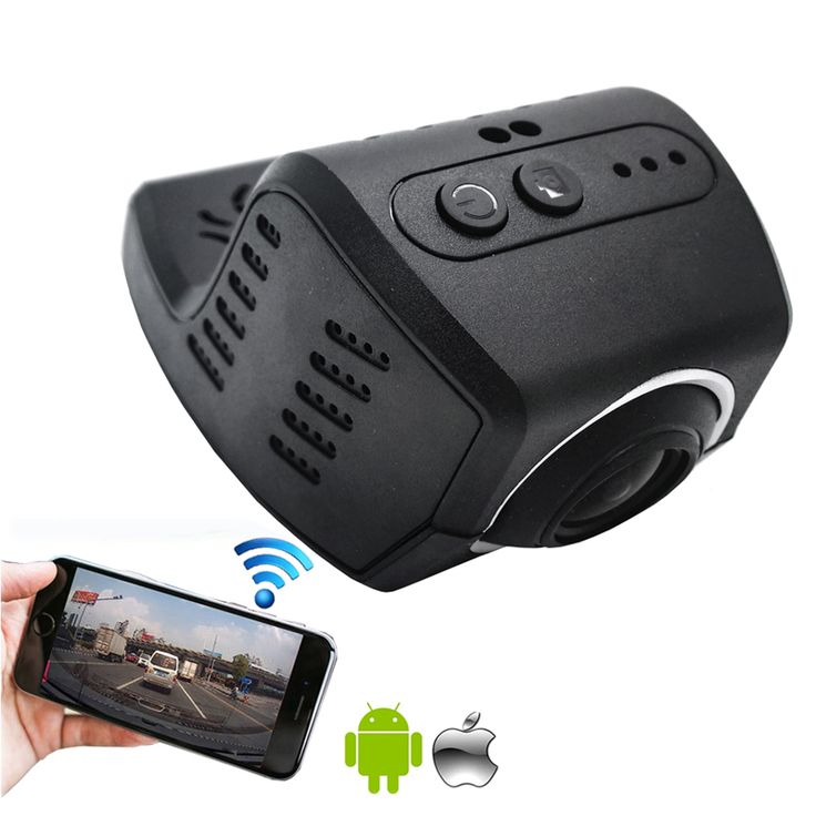2016 New HD 1080P Novetak 96658 Car DVR DVRS Video Recorder Camera Dash Cam Black Box 30fps WIFI App for all cars