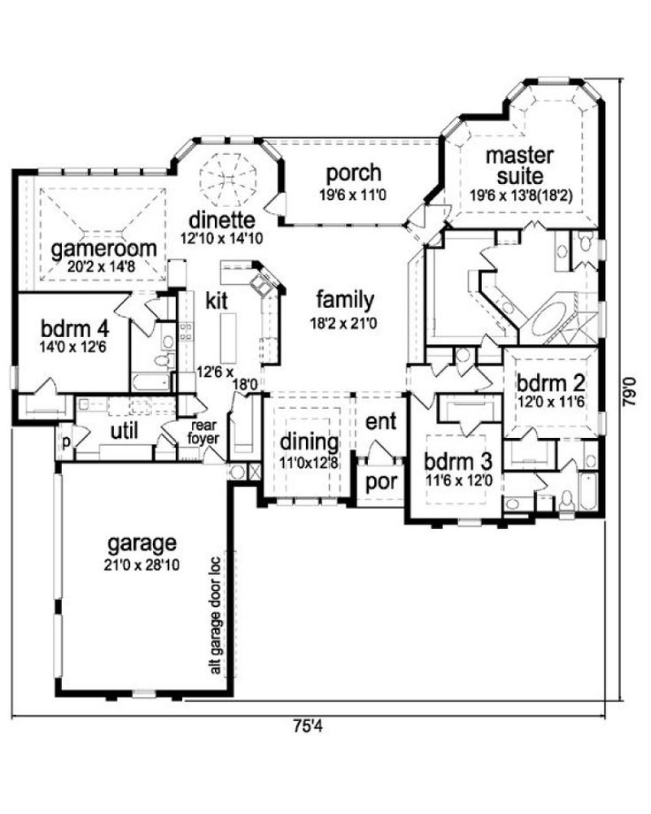 amazingplanscom house plan pd3155 142 european french traditional - Traditional House Plans