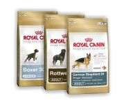 Fantastic selection of Dog Food available in Ireland. Brands such as Royal Canin, Hills and James Wellbeloved.