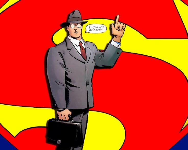 Clark Kent ®