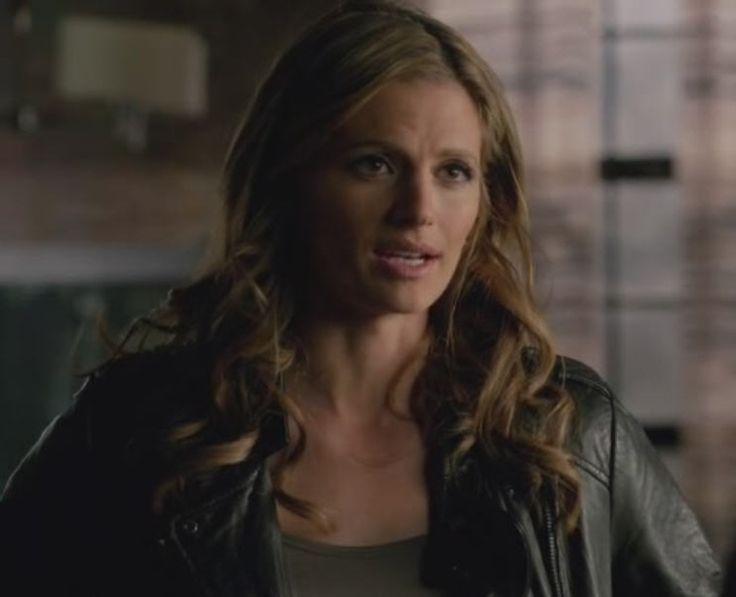Stana Katic as Kate Beckett in Castle Season 6 Episode 7 ...